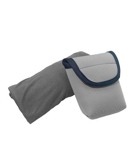 Sport-Handtuch im Beutel - Frottierwaren - Accessoires - Printwear Grey