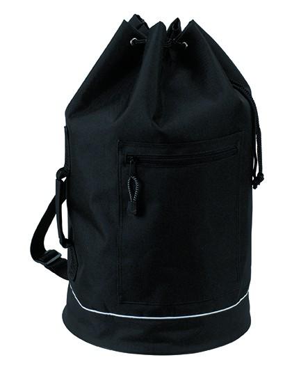 Duffle bag City - Freizeittaschen - Sport- & Reisetaschen - Halfar Black