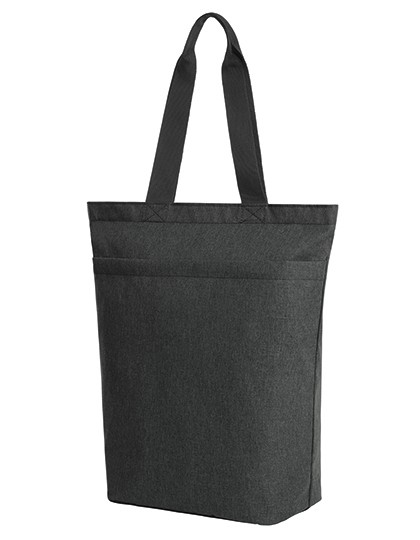 Shopper Circle - Halfar Black-Sprinkle
