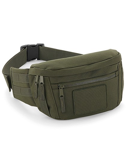 MOLLE Utility Waistpack - BagBase Black