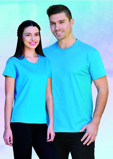 Retail T-Shirt - Basic T-Shirts - Rundhals - Starworld Atoll