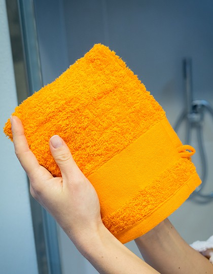 Economy Wash Glove - Frottierwaren - Accessoires - Bear Dream