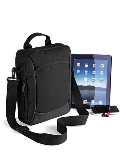 Executive Tablet Case - Businesstaschen - Tablet-Taschen - Quadra Black