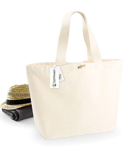EarthAware® Organic Marina Bag XL - Baumwoll- & PP-Taschen - Baumwolltaschen - Westford Mill Black