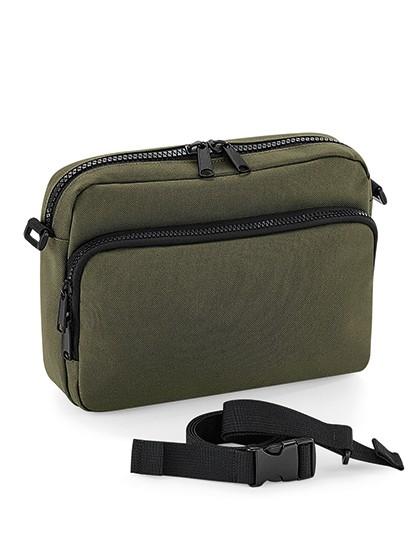 Modulr™ 2 Litre Multipocket - BagBase Black