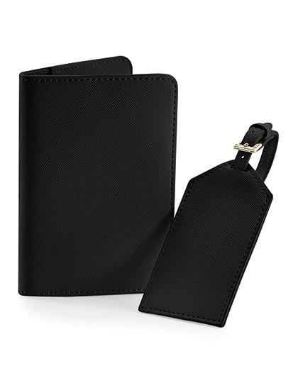 Boutique Travel Set - BagBase Black