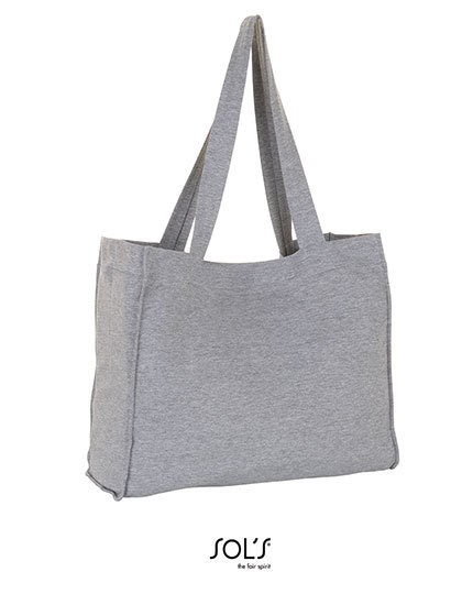 Marina Shopping Bag - Freizeittaschen - Einkaufstaschen - SOL´S Bags Black
