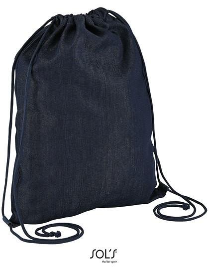 Backpack Chill - Rucksäcke - Freizeit-Rucksäcke - SOL´S Bags Denim Brut