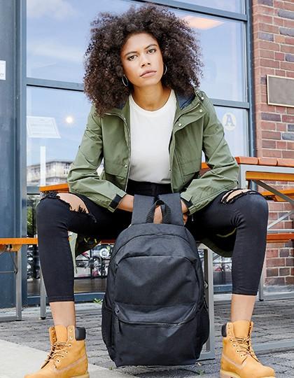 Backpack - Ottawa - Bags2GO Black Melange