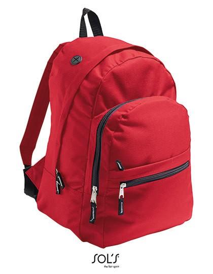 Backpack Express - Rucksäcke - Freizeit-Rucksäcke - SOL´S Bags Black