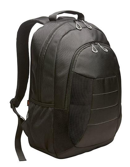 Notebook-Backpack Impulse - Rucksäcke - Laptop-Rucksäcke - Halfar Black