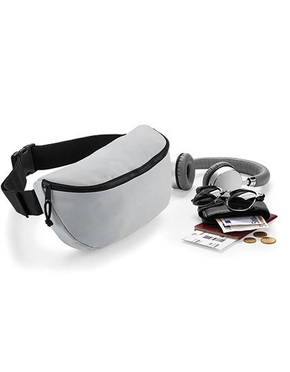 Oversized Belt Bag - Freizeittaschen - Hüfttaschen - BagBase French Navy