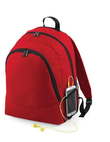 Universal Backpack - Rucksäcke - Freizeit-Rucksäcke - BagBase Black