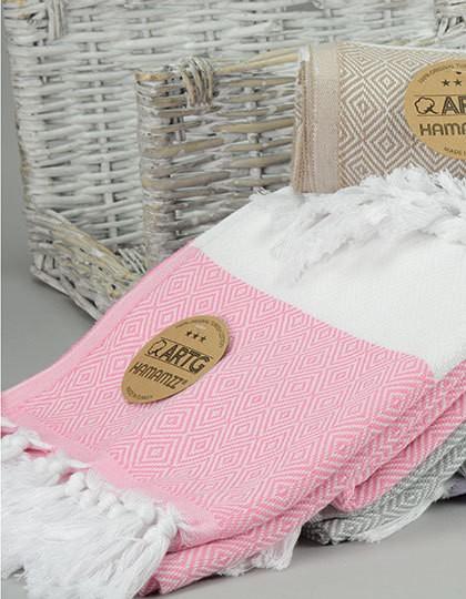 Hamamzz® Marmaris De Luxe Towel - A&R