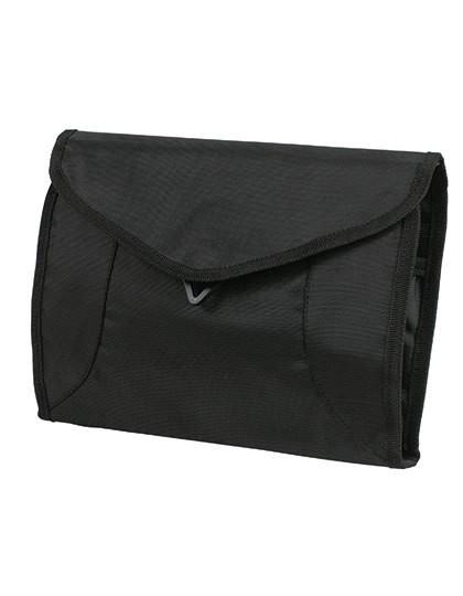 Wash Bag Sport - Freizeittaschen - Accessoires - Halfar Black