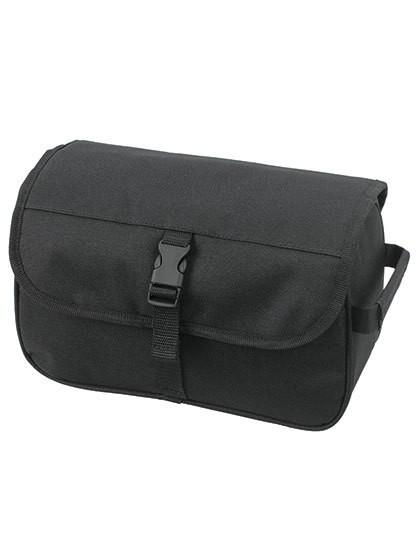 Wash Bag Business - Freizeittaschen - Accessoires - Halfar Black