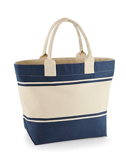 Canvas Deck Bag - Freizeittaschen - Einkaufstaschen - Quadra Off White