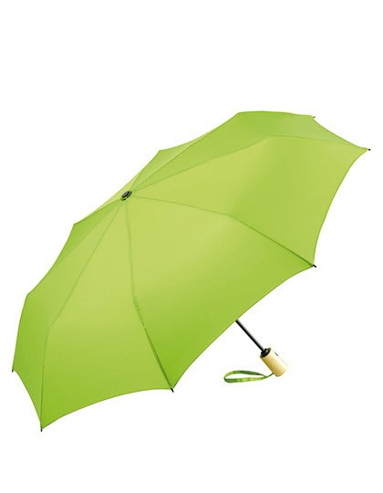 AOC-Mini-Taschenschirm ÖkoBrella - FARE Lime