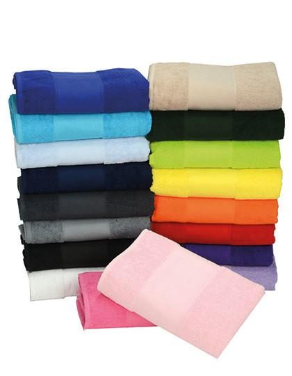 PRINT-Me® Hand Towel - Frottierwaren - Handtücher - A&R Anthracite Grey
