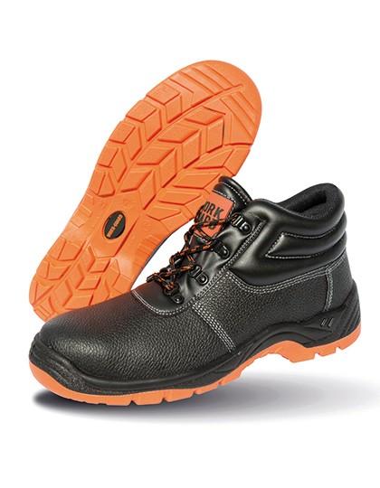 Defence Sicherheitsschuh - Workwear - Schuhe - WORK-GUARD Black