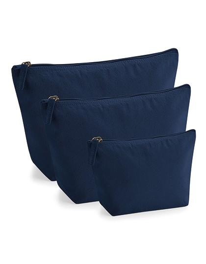 EarthAware® Organic Accessory Bag - Westford Mill Black