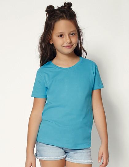 Kids` T-Shirt - Kinderbekleidung - Kinder T-Shirts - Nath Black