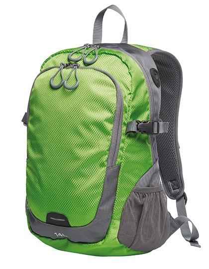 Backpack Step M - Rucksäcke - Freizeit-Rucksäcke - Halfar Apple Green