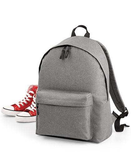 Two-Tone Fashion Backpack - Rucksäcke - Freizeit-Rucksäcke - BagBase Anthracite