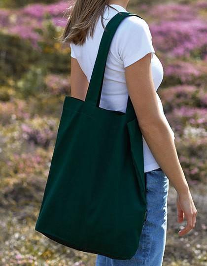 Twill Bag - Baumwoll- & PP-Taschen - Baumwolltaschen - Neutral Black
