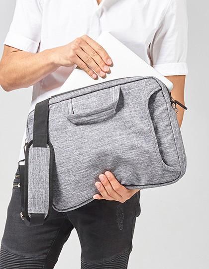 Laptop Bag - San Francisco - Businesstaschen - Laptop-Taschen - Bags2GO Grey Melange