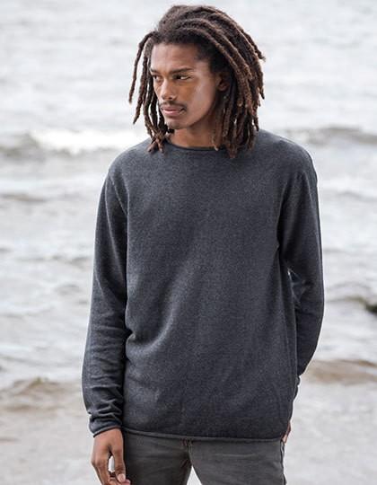 Arenal Regen Sweater - Pullover & Strickwaren - Pullover - Ecologie Heather Grey