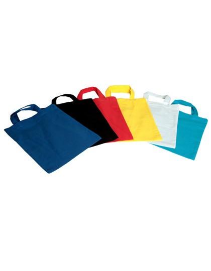 Apothekertasche, farbig - Baumwoll- & PP-Taschen - Baumwolltaschen - Printwear Black