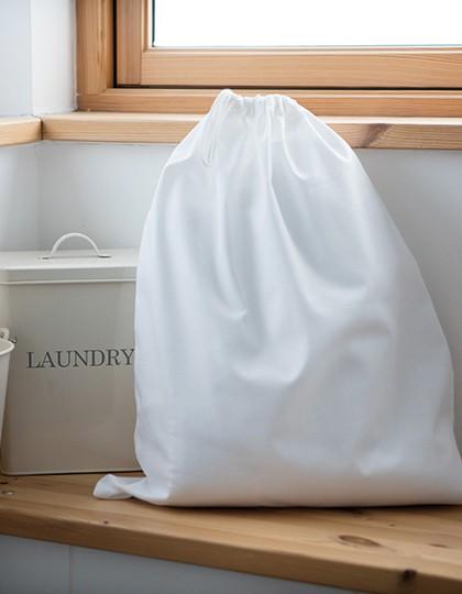 Laundry Bag - Baumwoll- & PP-Taschen - Baumwolltaschen - Towel City White