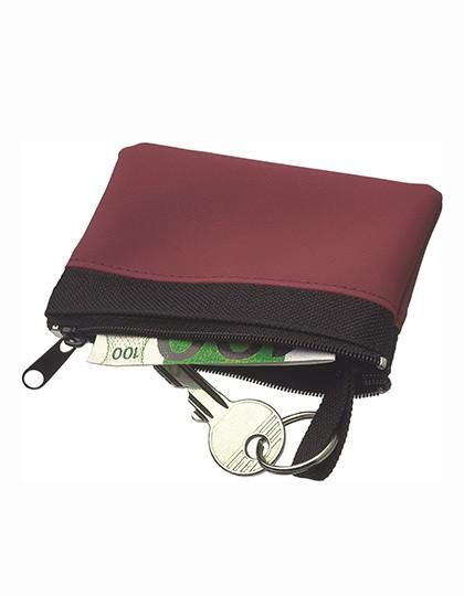 Schlüsseletui Zip - Freizeittaschen - Accessoires - Printwear Black