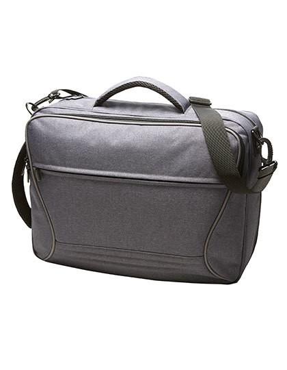 Combibag Attention - Businesstaschen - Laptop-Taschen - Halfar Blue-Grey Melange