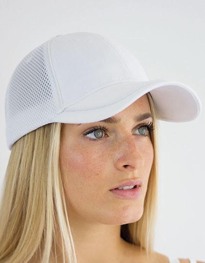 Golf Cap - Caps - Netz- & Sport-Caps - Atlantis Black