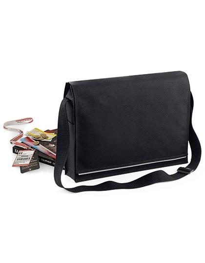 Conference Messenger - Businesstaschen - Umhängetaschen - BagBase Black