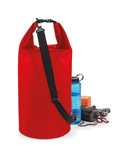 SLX® 40 Litre Waterproof Drytube - Rucksäcke - Freizeit-Rucksäcke - Quadra Black