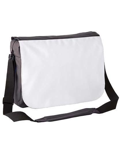 Sublimation Messenger Bag - Sublimationstextilien - Sublimationstaschen - Xpres Black - Black