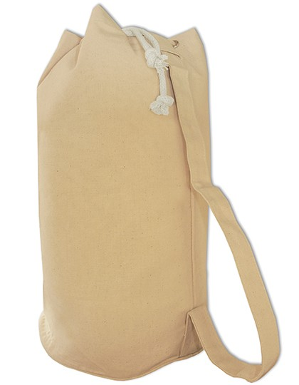Canvas Sports Bag - Halink Natural