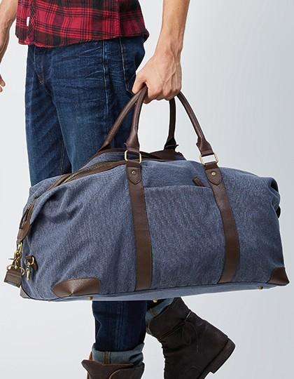 Allround Sports Bag - Liverpool - Freizeittaschen - Sport- & Reisetaschen - Bags2GO Blue Melange