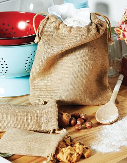 Jute Stuff Bag - Baumwoll- & PP-Taschen - Jute-Taschen - Westford Mill Natural