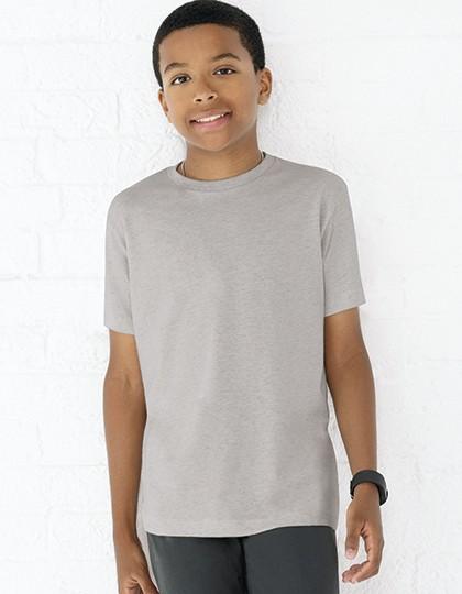 Youth Fine Jersey T-Shirt - Kinderbekleidung - Kinder T-Shirts - Rabbit Skins Apple