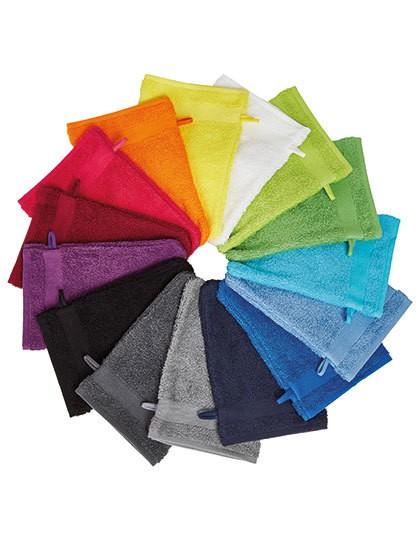Cozy Wash Glove - Fair Towel Turquoise