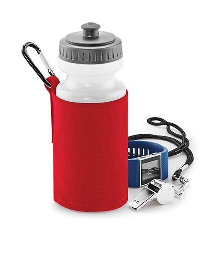 Water Bottle and Holder - Freizeittaschen - Accessoires - Quadra Black