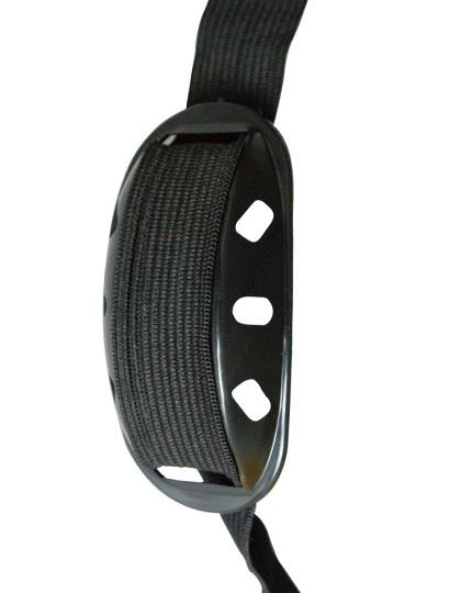 Chin strap for Helmet - Korntex Black