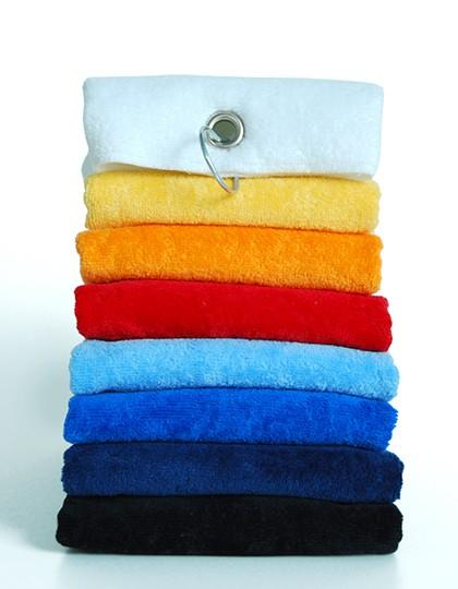 Golf Towels - Frottierwaren - Handtücher - Bear Dream Baby Blue (Light Blue)