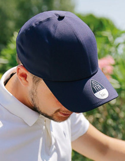 Bond - Baseball Cap - Caps - 6-Panel-Caps - Atlantis Black