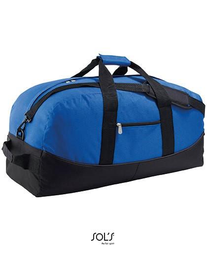 Travel Bag Stadium 72 - Freizeittaschen - Sport- & Reisetaschen - SOL´S Bags Black