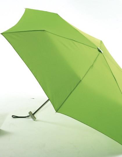 Superflacher Mini-Taschenschirm - Schirme - Taschenschirme - Printwear Black